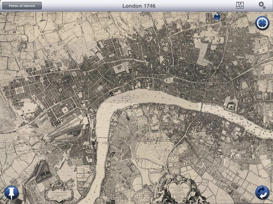 London in 1746