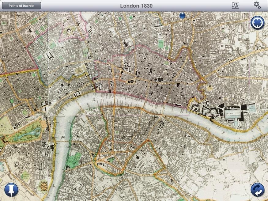 London in 1830
