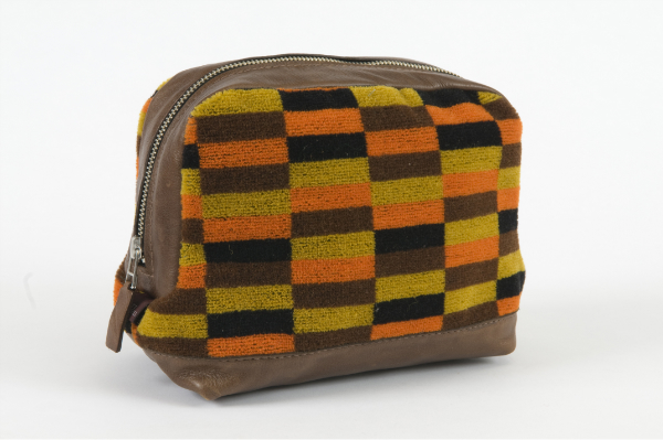 Moquette gifts: The distinctive seat cover patterns are one of the joys of the London Tube and bus networks. The museum shop offers handbags, washbags, cushions, doorstops and travelcard wallets crafted from these familiar patterns.