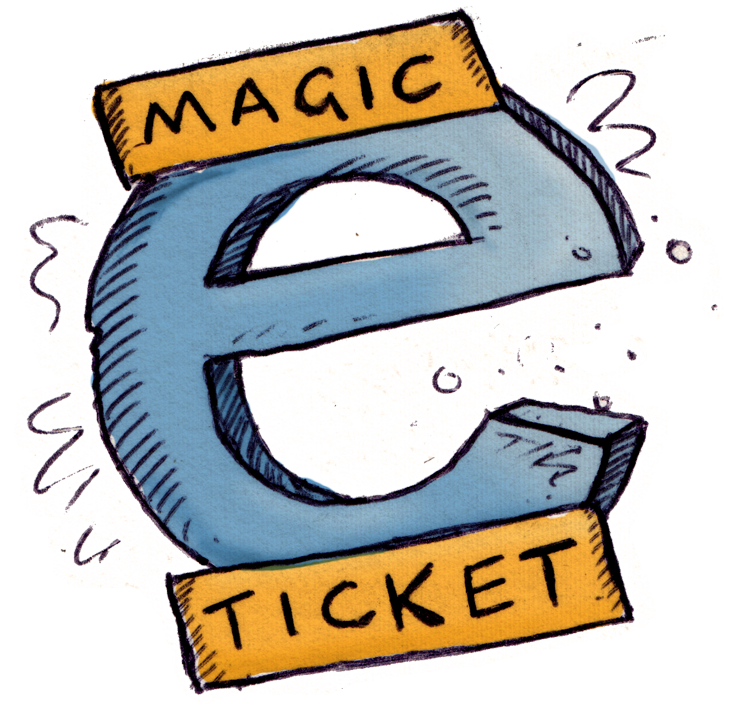 Santa's Lap: London Word Festival Magic Tickets
