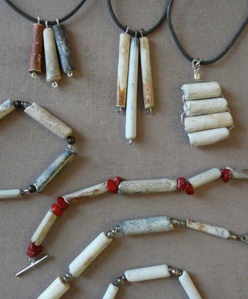 Santa's Lap: Jewellery Made From Thames Jetsam