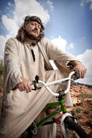 Comedy Review: Richard Herring, Christ On A Bike: The Second Coming