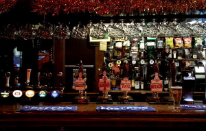 Pub Crawl: The 12 Pubs Of Christmas