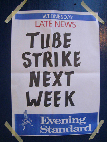 RMT Confused Over Strike Action