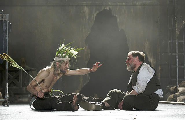 Theatre Review: King Lear @ The Roundhouse