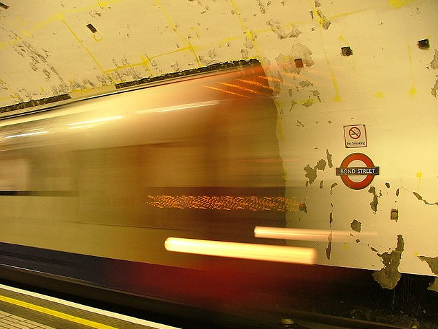 "Mayor Talks Up ""Driverless"" Tube Trains"