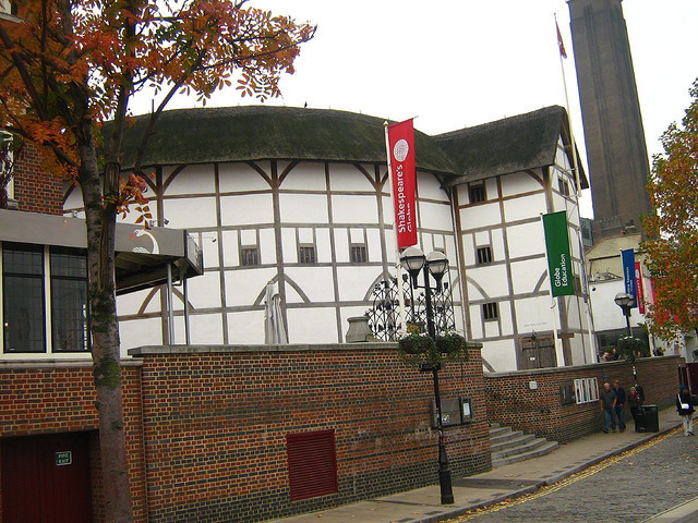 Shakespeare's Globe Goes Global for London 2012; and Indoors in 2013