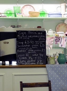 Eco Eating Review: Nice Green Cafe