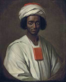 Ayuba Suleiman Diallo Portrait To Stay In London For Now