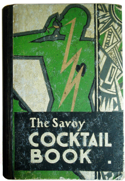 The Savoy Cocktail Book from the 1930s.
