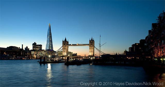 In Pictures: The Shard In 2012