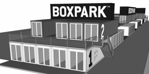 """World's First """"Pop-Up Mall"""" Comes To London"""