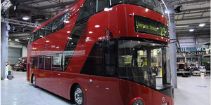 New Bus For London On Display At Transport Museum