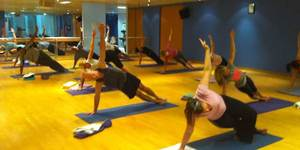 Alternative London Workouts #15: Ashtanga Yoga