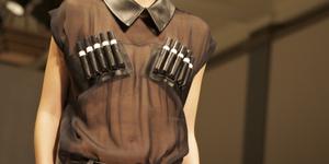 London Fashion Week A/W11: Lako Bukia @ Vauxhall Fashion Scout