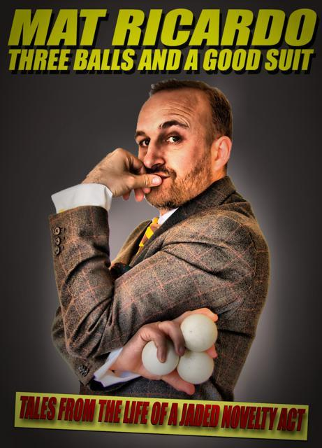 Juggler Interview: Mat Ricardo