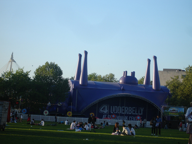 Ticket Alert: Udderbelly Returns to Southbank