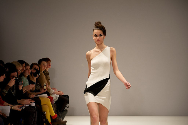 London Fashion Week A/W11: Alice Palmer @ Vauxhall Fashion Scout