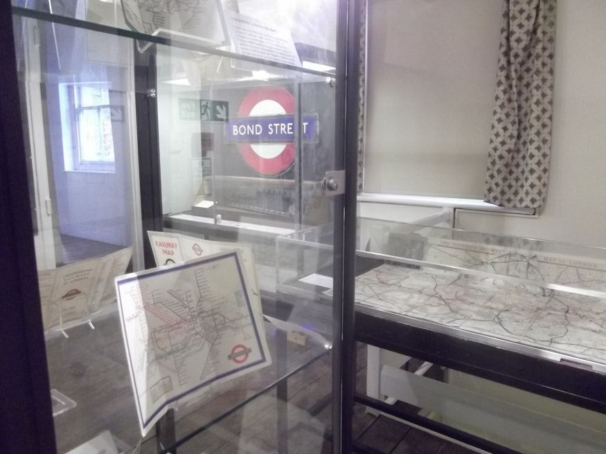 Harry Beck And The London Tube Map @ Church Farmhouse Museum