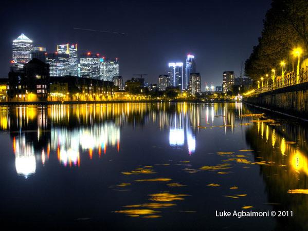 Stunning Photos Of London Docklands