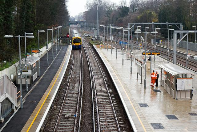 Canonbury station.