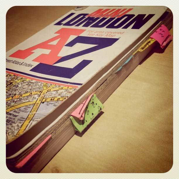 Do You Still Love Your London A-Z?