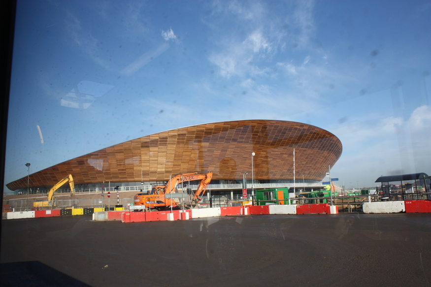 The velodrome