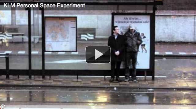 Video: What Happens When You Invade Personal Space?