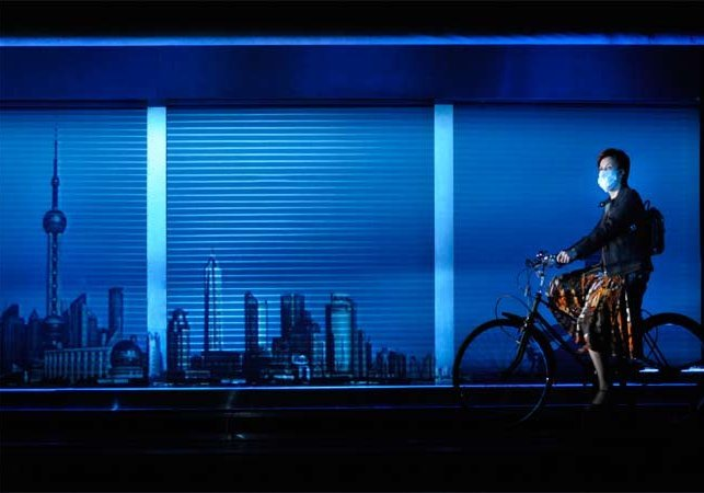 Theatre Review: The Blue Dragon @ Barbican