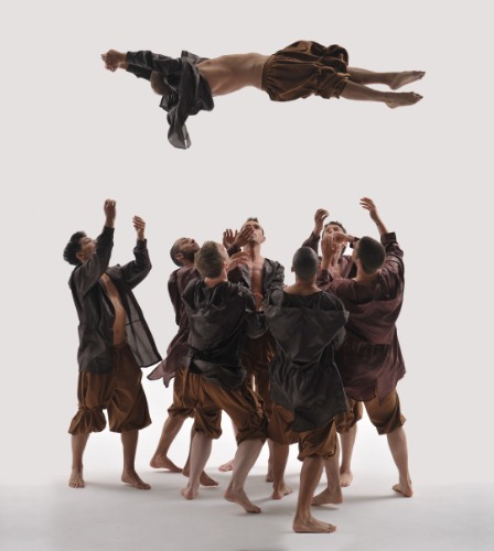 Dance Preview: The Talent, BalletBoyz @ Sadler's Wells