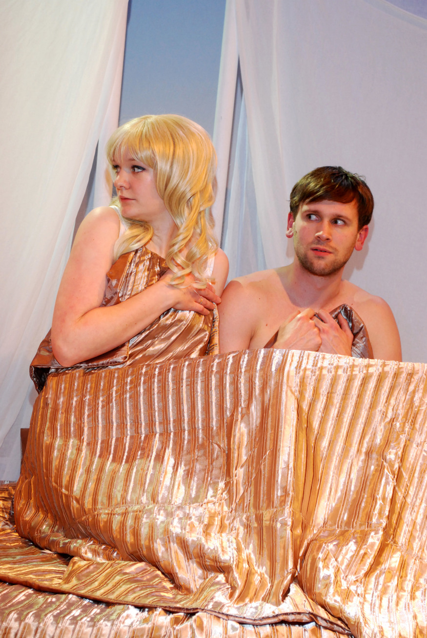Opera Review: Troy Boy @ Upstairs At The Gatehouse