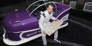 Ex Stig Ben Collins to Lead Dodgem Derby from Over Wallop to Battersea Park