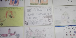 Requiem For Church Farmhouse Museum