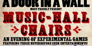 TONIGHT: Music-Hall Chairs @ Wilton's Music Hall