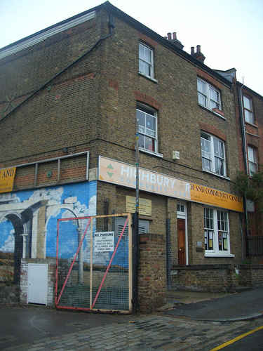 Help Save Highbury Roundhouse