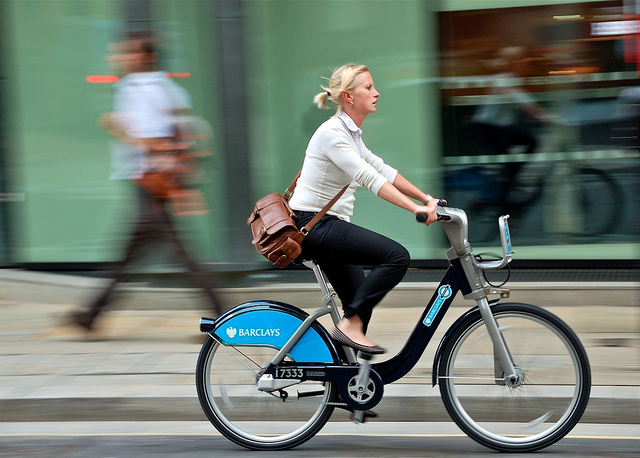 Cycle Hire Scheme to Be Extended to Battersea?