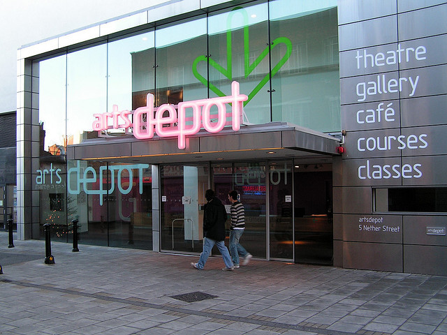 Artsdepot To Stay Open Despite Funding Cut