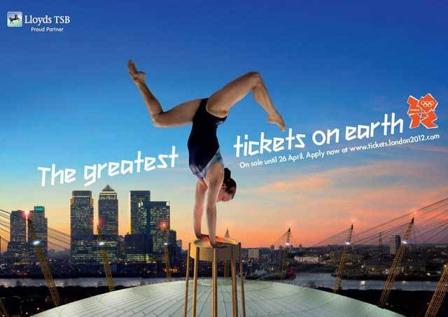 Beth Tweddle in Gymnastics at North Greenwich Arena in London