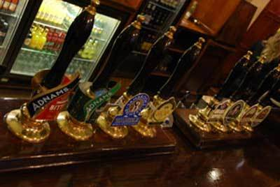 Today: Crystal Palace Beer Festival @ The Grape and Grain