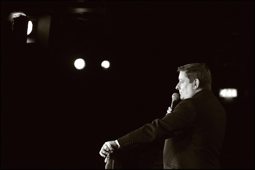 Comedy Review: John Moloney @ Leicester Square Theatre