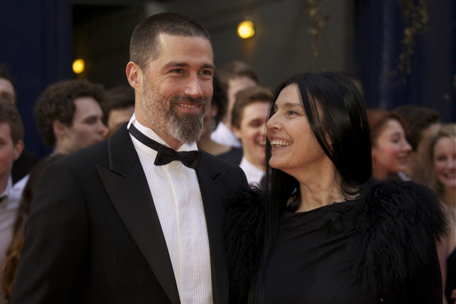 Matthew Fox who will appearing opposite Olivia Williams this week in Neil Labute's A Forest Dark And Deep