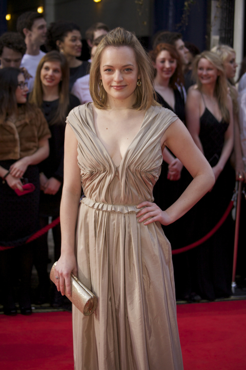 Mad Men's Elisabeth Moss who starred in The Children's Hour with Keira Knightley