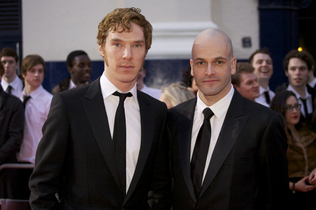 Frankenstein pair Benedict Cumberbatch and Jonny Lee Miller playing a similar role for one night only.