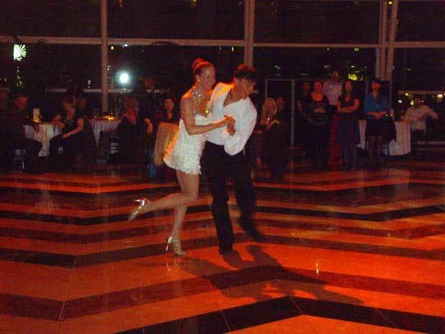 Viva La Dance Does Salsa @ Canary Wharf