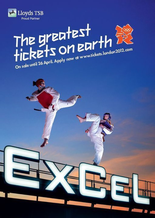 Taekwondo at ExCeL in London