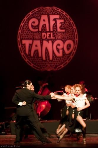 Tango Fire by Lorenzo Di Nozzi