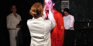 Theatre Review: A Clockwork Orange @ Barons Court Theatre
