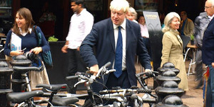Mayor Plans Cycling Marathon For 2013