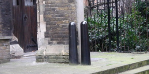 The Mysterious Bollards Of King's Cross