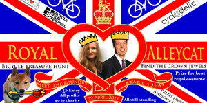 Preview: Royal Alleycat Bicycle Treasure Hunt